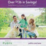 Publix Health & Beauty Advantage Buy Flyer Valid 11/2 to 11/15 on I Heart Publix