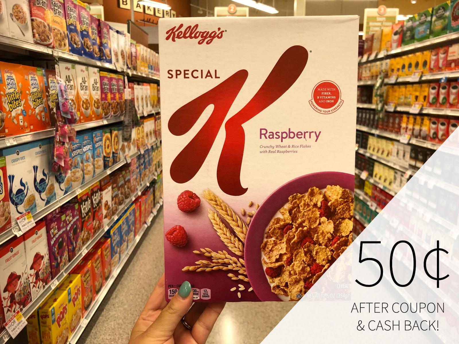 Kellogg's Special K Cereal Just $1.50 At Publix on I Heart Publix 2
