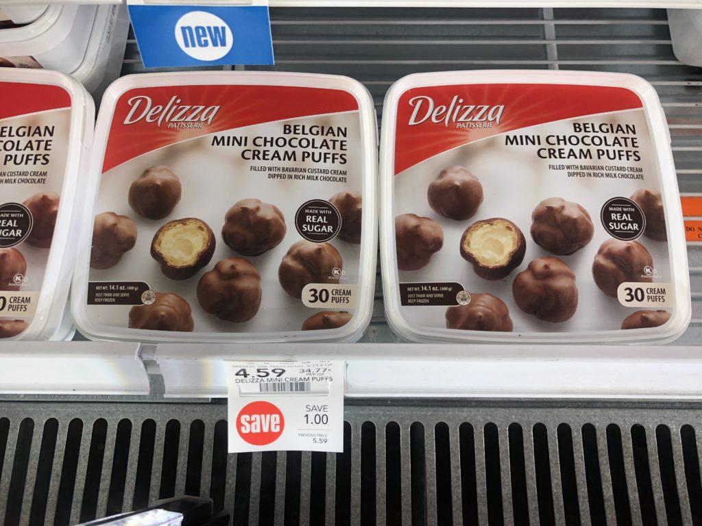 Delizza Belgian Custard Cream Mini Eclairs Just $3.09 At Publix on I Heart Publix