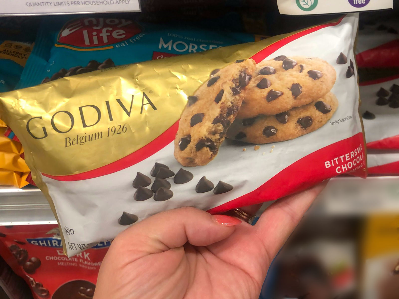 Find New GODIVA Premium Baking Chips At Your Local Publix on I Heart Publix 4
