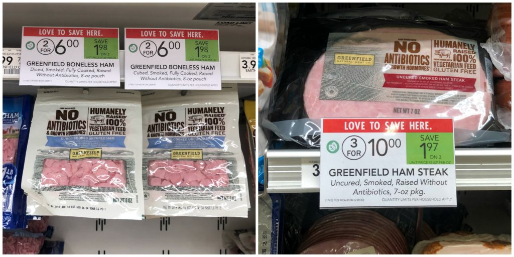 Greenfield Ham Products As Low As $2 At Publix on I Heart Publix