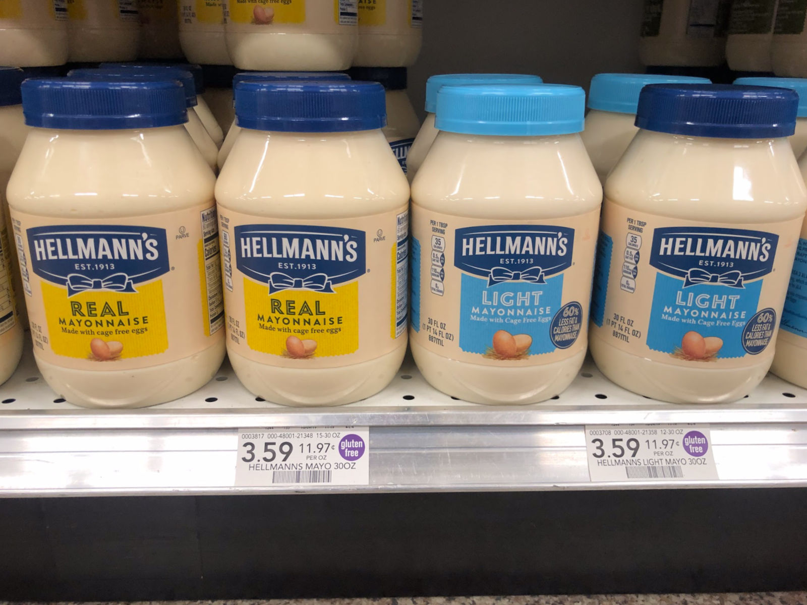 Big Savings On Hellmann's® Real Mayonnaise - Get Great Taste For All Your Favorite Holiday Recipes! on I Heart Publix