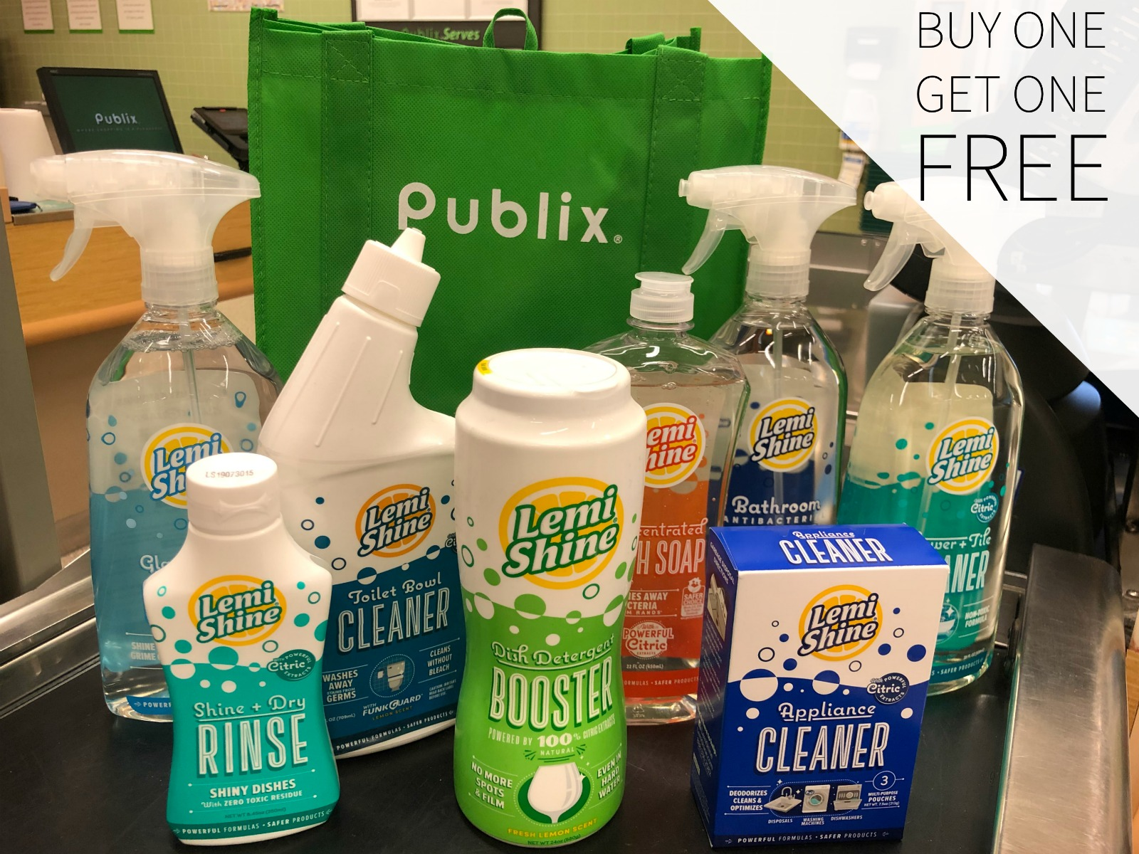 Stock Up On Lemi Shine Products During The BOGO Sale & Get Your Home Ready For The Holidays on I Heart Publix