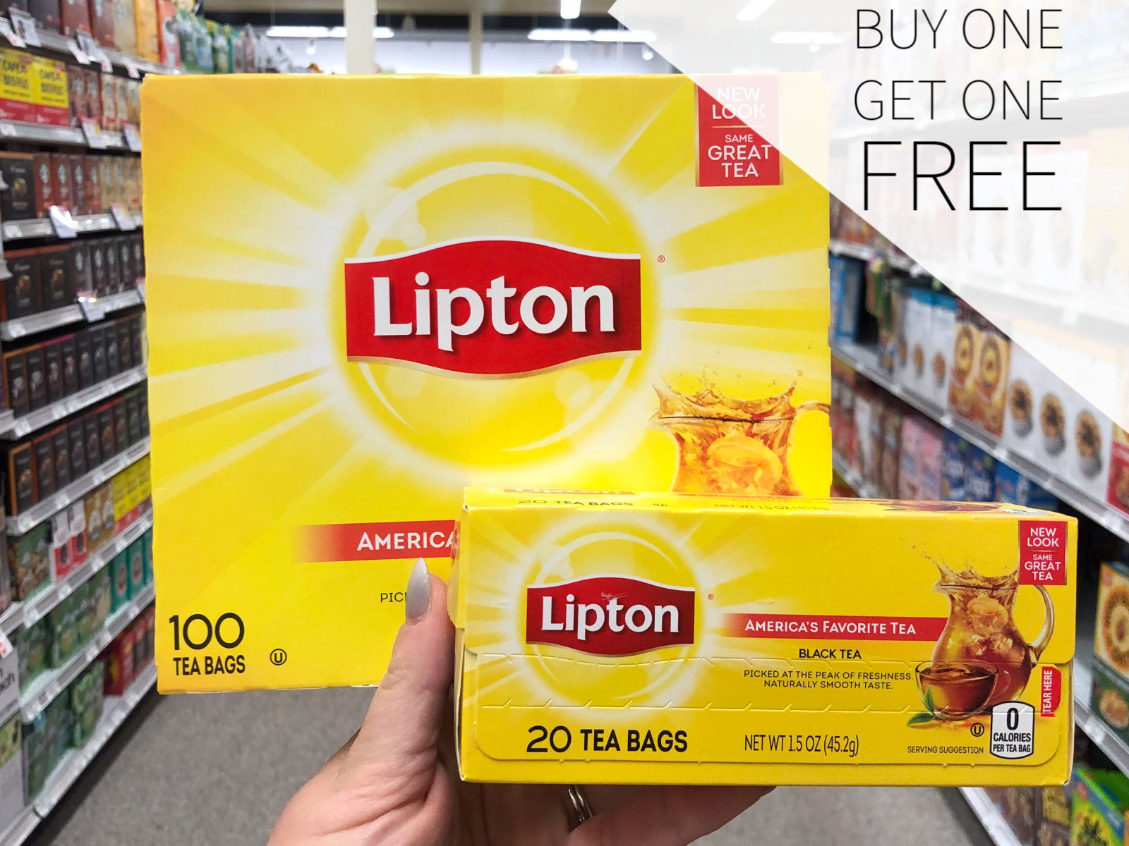 Amazing Deals On Lipton Tea At Publix - Stock Up For The Holidays! on I Heart Publix 1