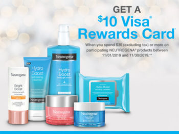 Earn A $10 Reward With The Neutrogena Holiday Hydration Offer on I Heart Publix