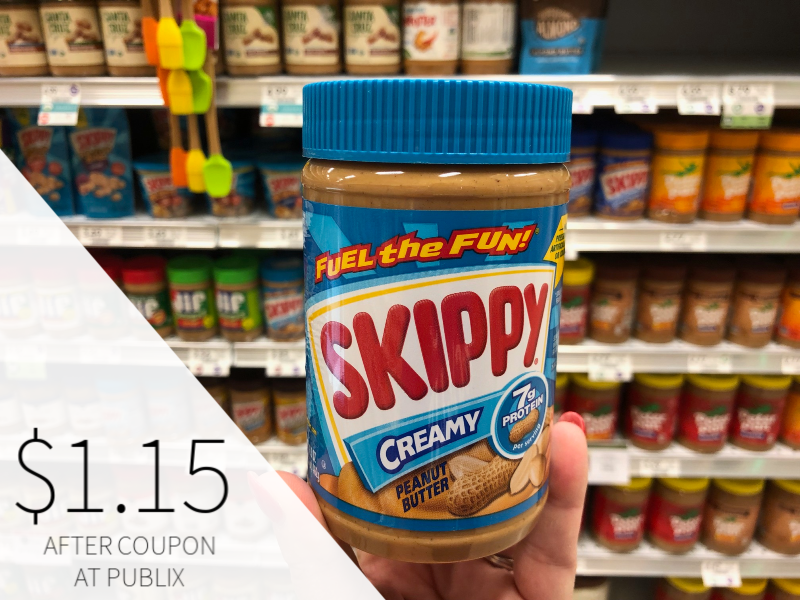 Skippy Peanut Butter on I Heart Publix