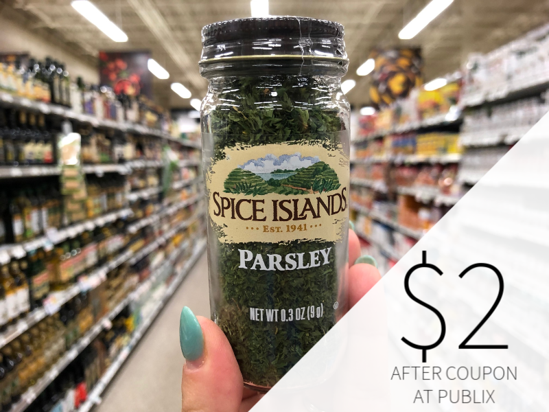Spice Island Spices Only $2.13 At Publix on I Heart Publix 1