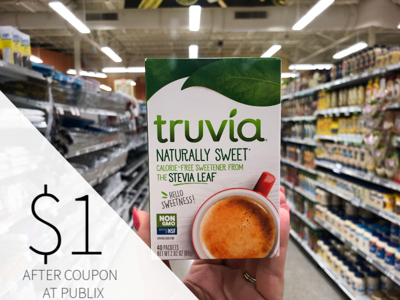 Truvia Calorie-Free Sweetener on I Heart Publix