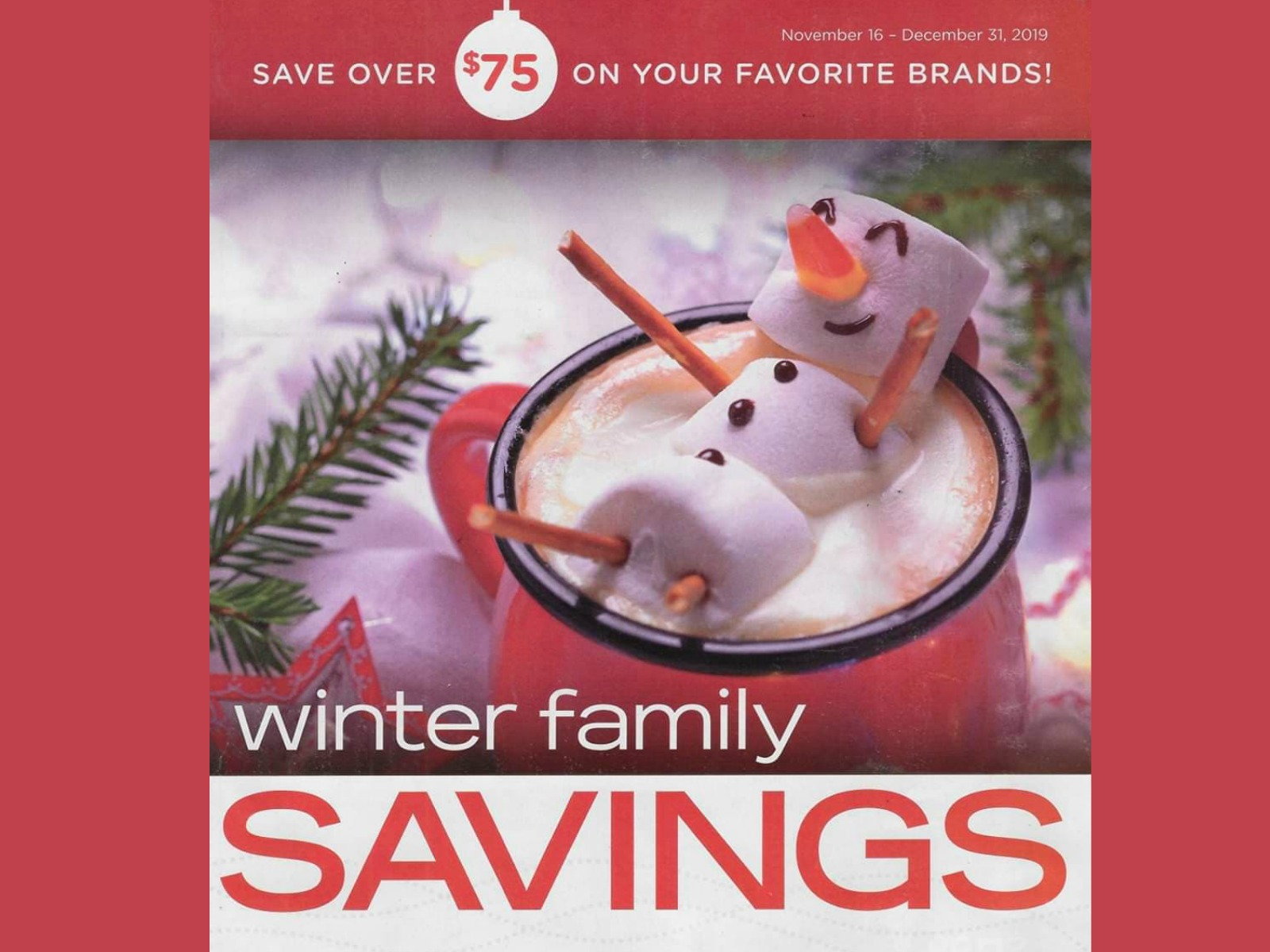 2019 Winter Family Savings Booklet - New Coupons Valid Through 12/31 on I Heart Publix