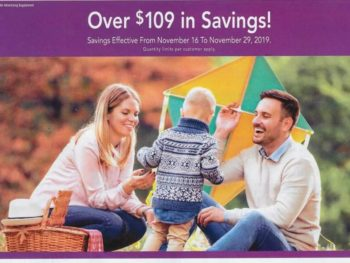 Publix Health & Beauty Advantage Buy Flyer Valid  11/16 to 11/29 on I Heart Publix