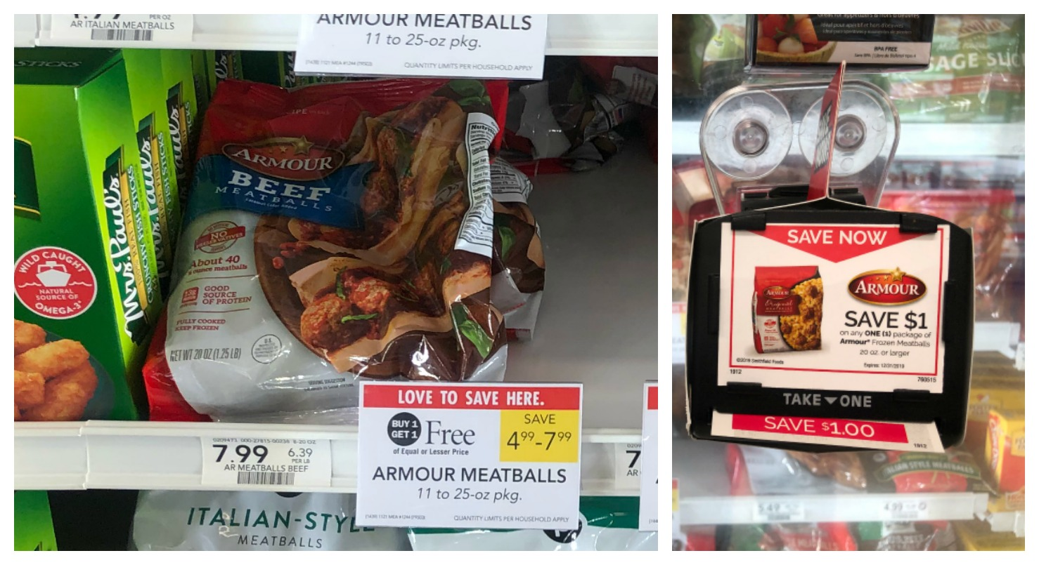 Armour Meatballs Just $3 At Publix on I Heart Publix 2