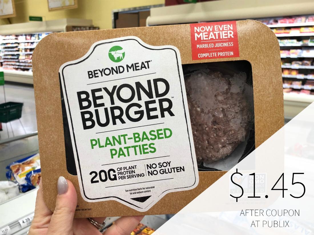 Beyond Meat The Beyond Burger Just $1.95 At Publix on I Heart Publix 2