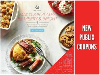 """""""May Your Plates Be Merry & Bright"""" Booklet - Print New Publix Coupons on I Heart Publix"""