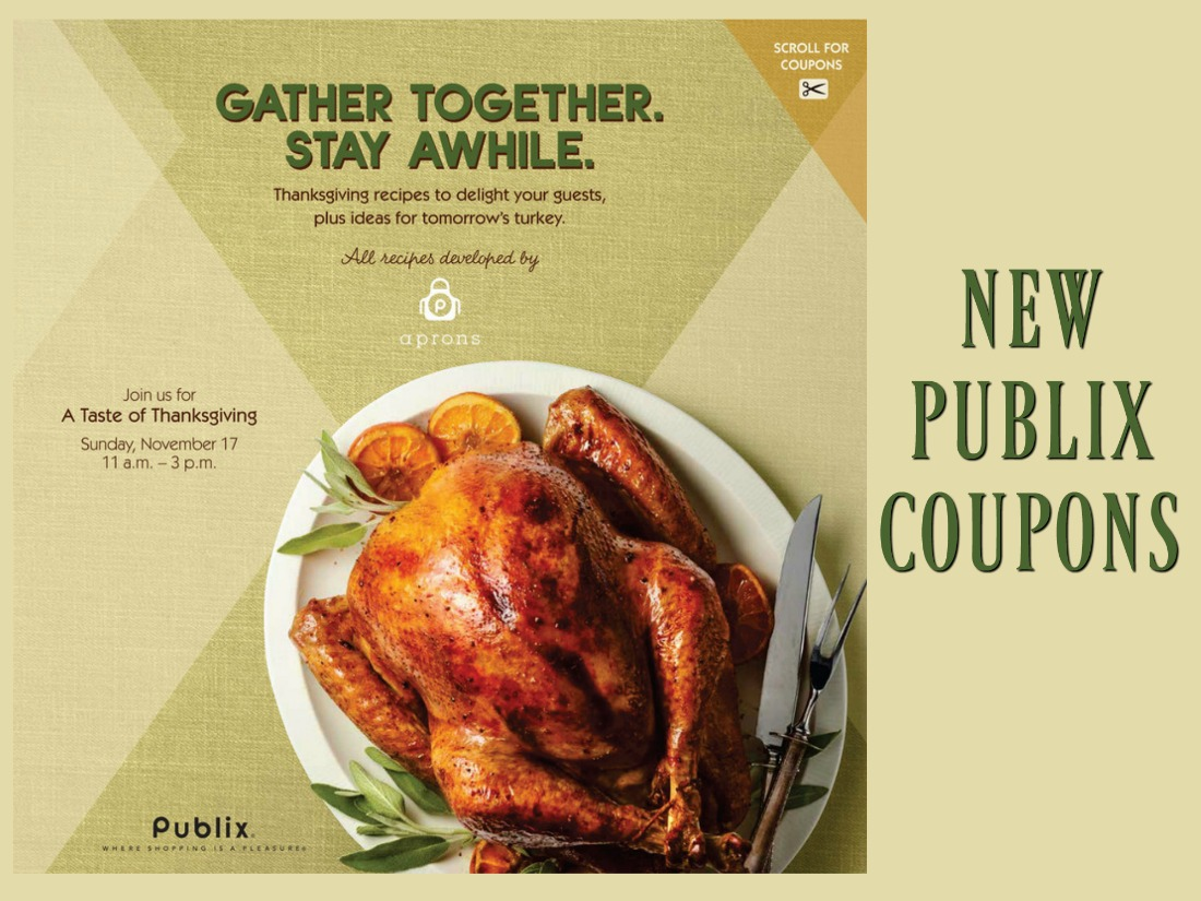 More Ways To Chili Booklet - Print New Publix Coupons on I Heart Publix 1