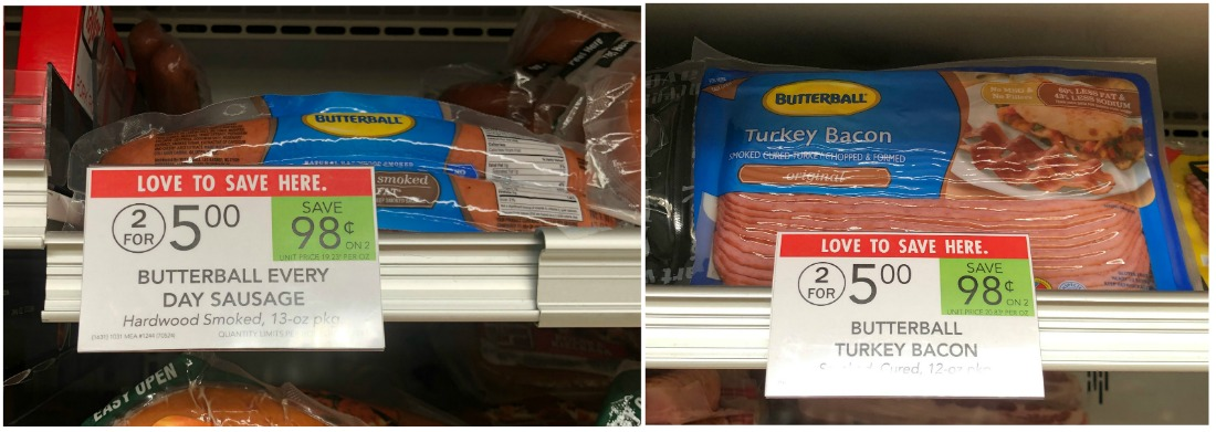 Butterball Turkey Dinner Sausage Just $1.65 At Publix on I Heart Publix 2