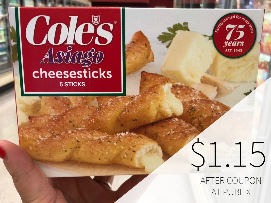 Coles Breads As Low As $1.15 Per Package This Week At Publix on I Heart Publix