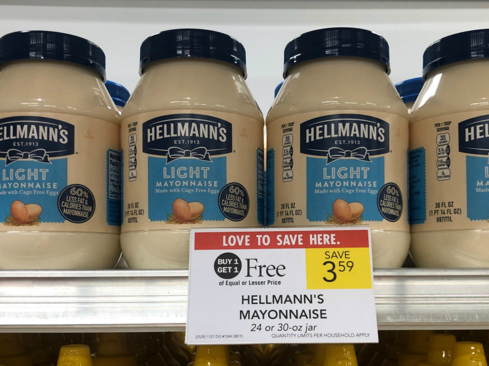 Free Hellmann's Mayonnaise For Some At Publix on I Heart Publix