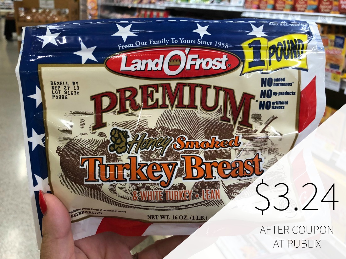 Land O'Frost Premium Sliced Meat Just $2.99 At Publix on I Heart Publix