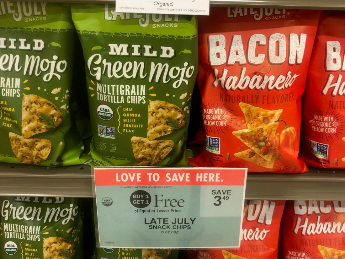 Late July Chips As Low As 99¢ At Publix on I Heart Publix