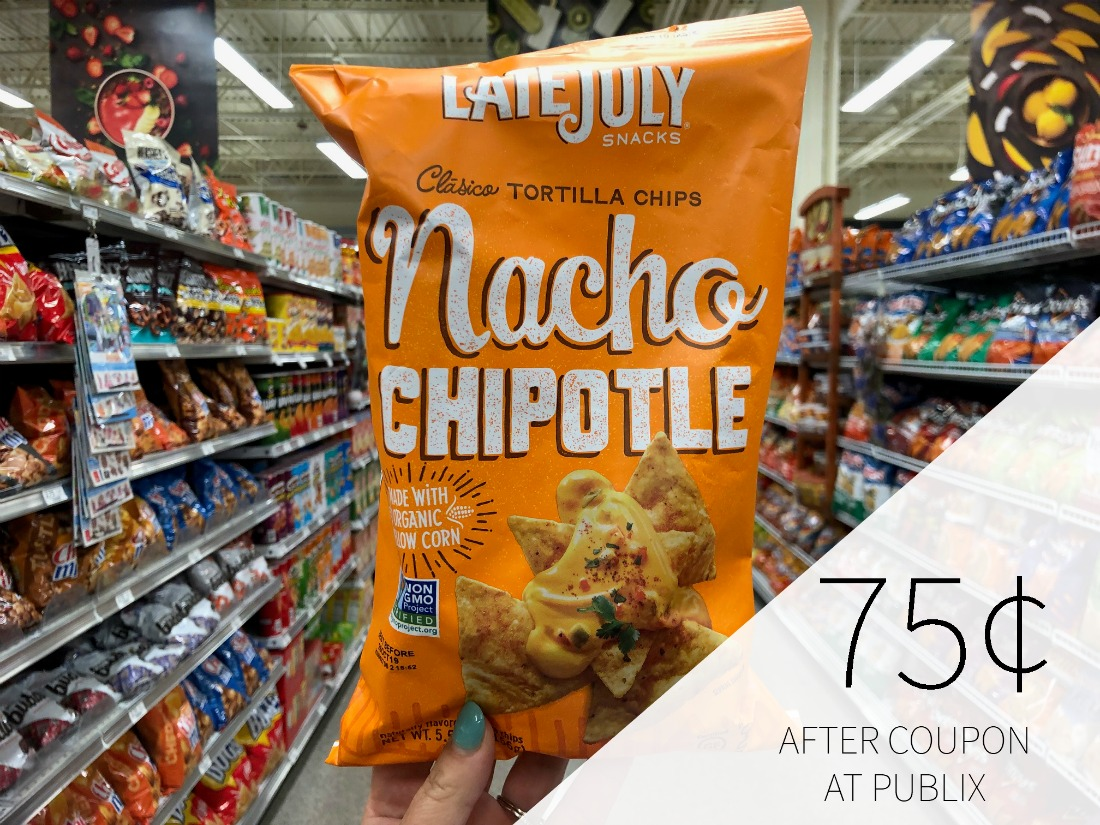 Late July Chips As Low As 99¢ At Publix on I Heart Publix 1