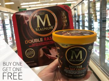 Stock Up On Magnum Bars And Tubs During The Publix BOGO Sale - Treats As Low As $1.75! on I Heart Publix 1