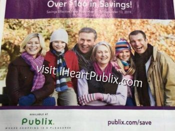 Publix Health & Beauty Advantage Buy Flyer Valid  11/30 to 12/13 on I Heart Publix