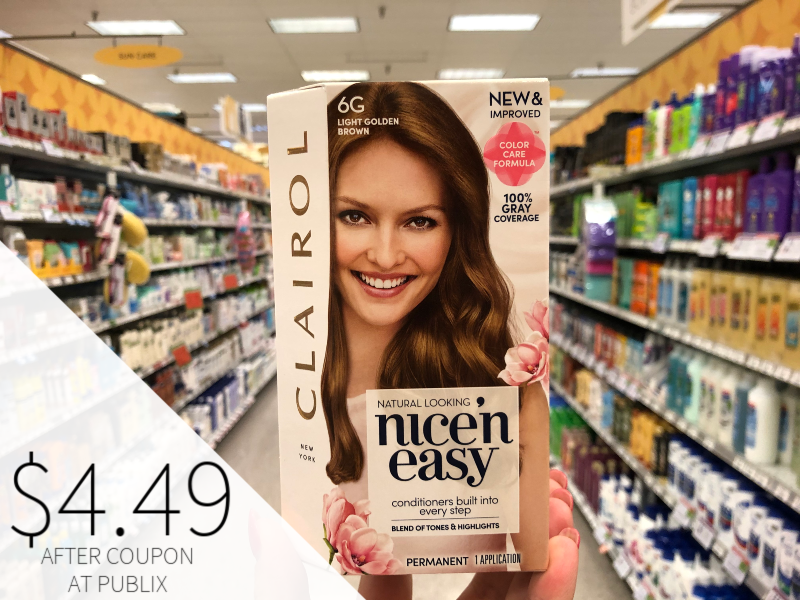 Clairol Products Only $4.49 At Publix on I Heart Publix 1