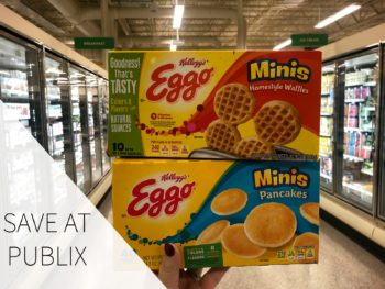 Bring Home Delicious Eggo® Products For Your Family - Save Now At Publix on I Heart Publix 1