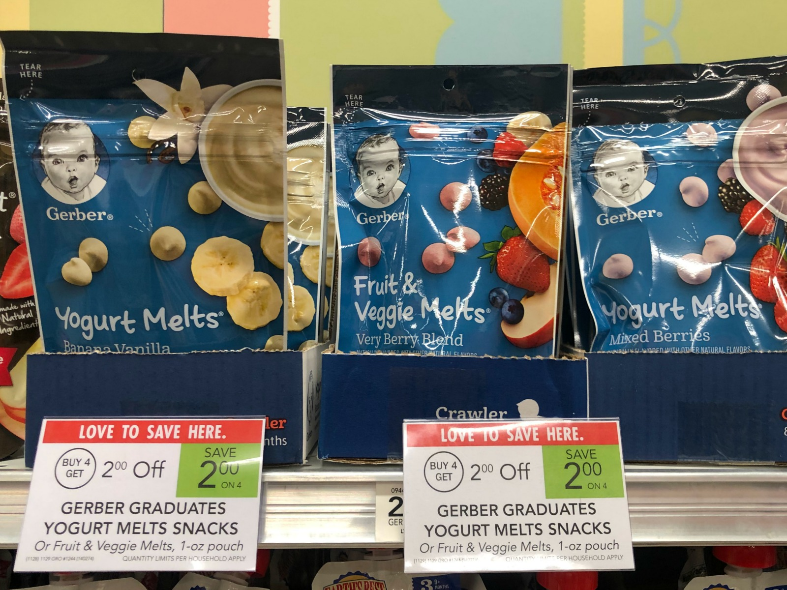 Gerber Snacks Just $1.99 At Publix on I Heart Publix