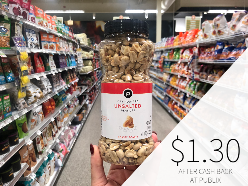 Publix Dry Roasted Nuts Only $1.30 At Publix on I Heart Publix
