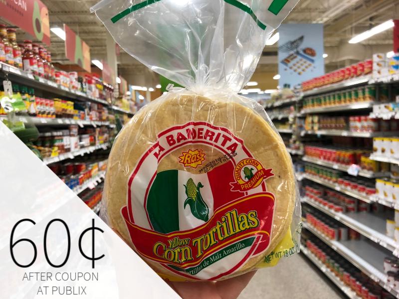 La Banderita Corn Tortillas on I Heart Publix 3