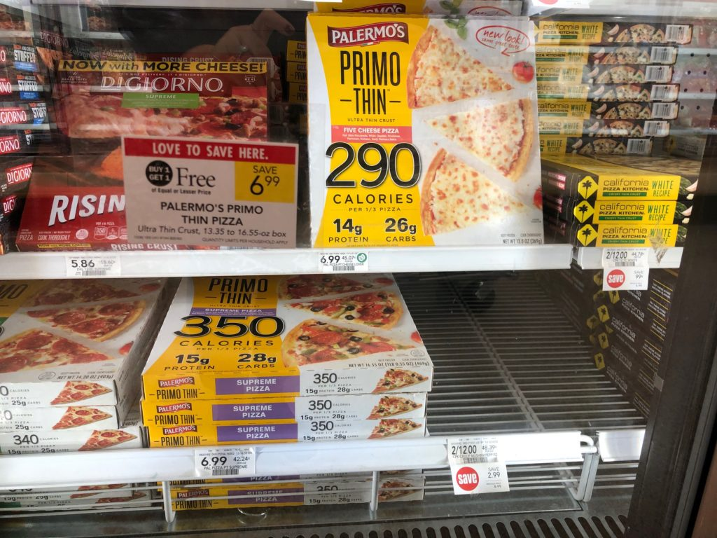 Palermo's Primo Thin Pizza Just $3 At Publix on I Heart Publix 2
