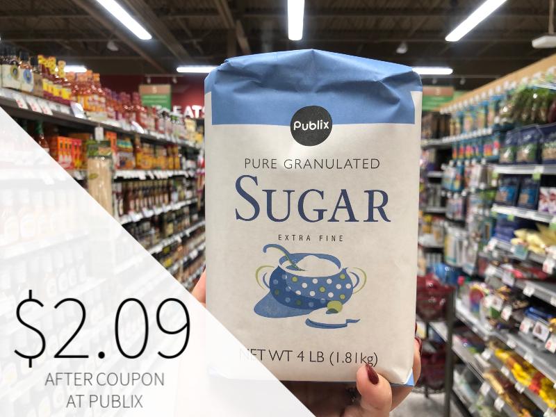Publix Pure Granulated Sugar Just $2.09 At Publix on I Heart Publix 1