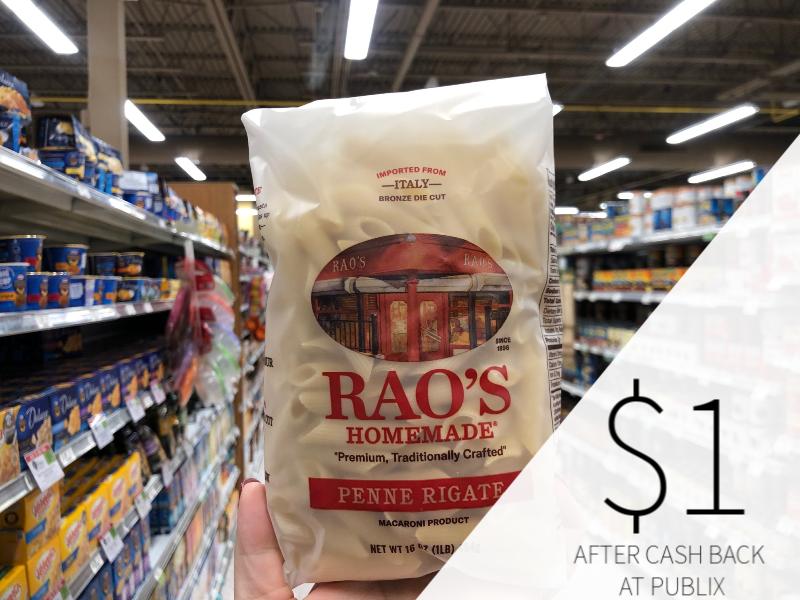 Rao's Dry Pasta on I Heart Publix 1