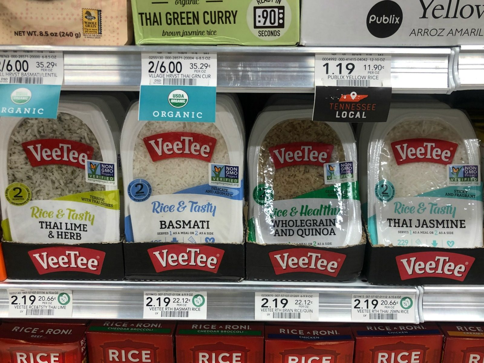 Veetee Rice At Publix - Stock Up For The Holidays! on I Heart Publix
