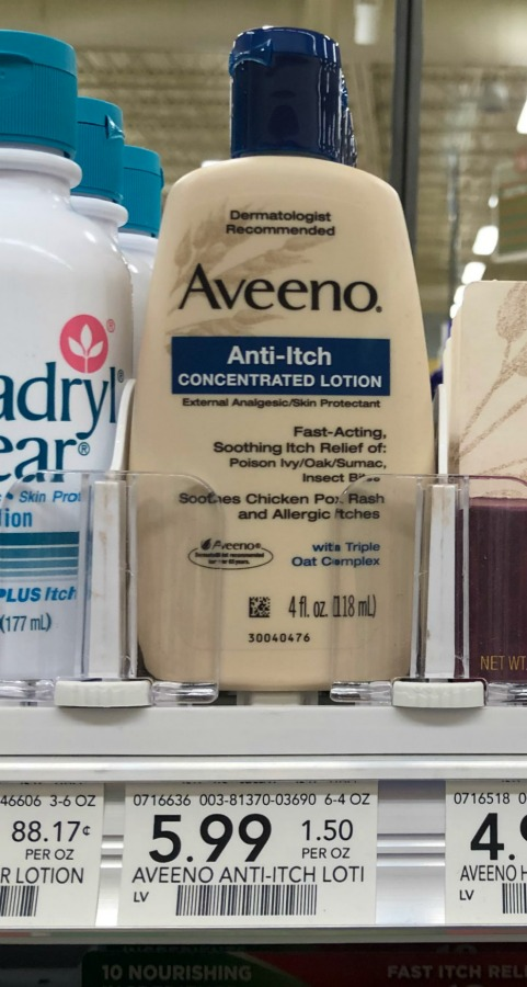 Lots Of New Aveeno Coupons - Nice Deal On Anti-Itch Concentrated Lotion on I Heart Publix 2