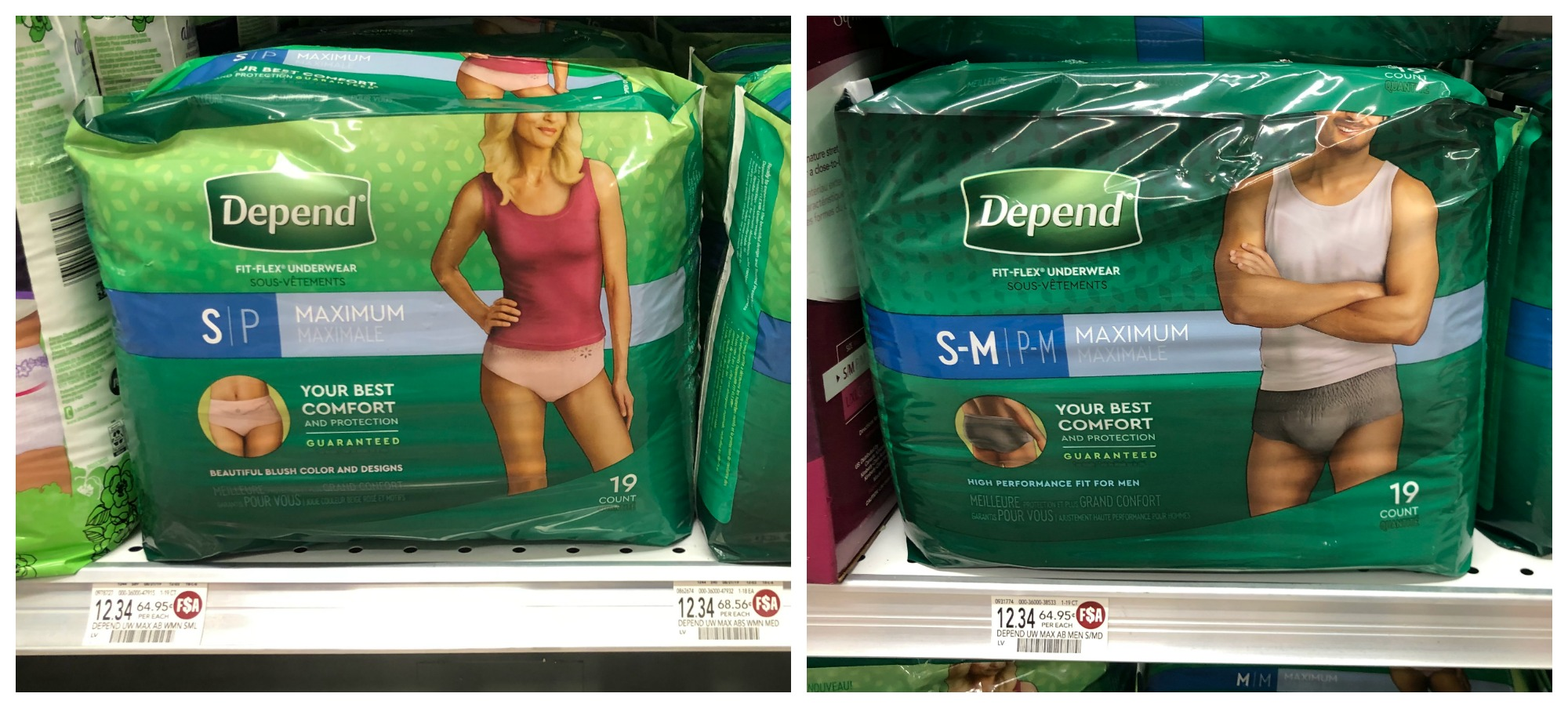 Big Savings On U by Kotex, Poise, & Depend Products At Publix - Time To Stock Up! on I Heart Publix 2