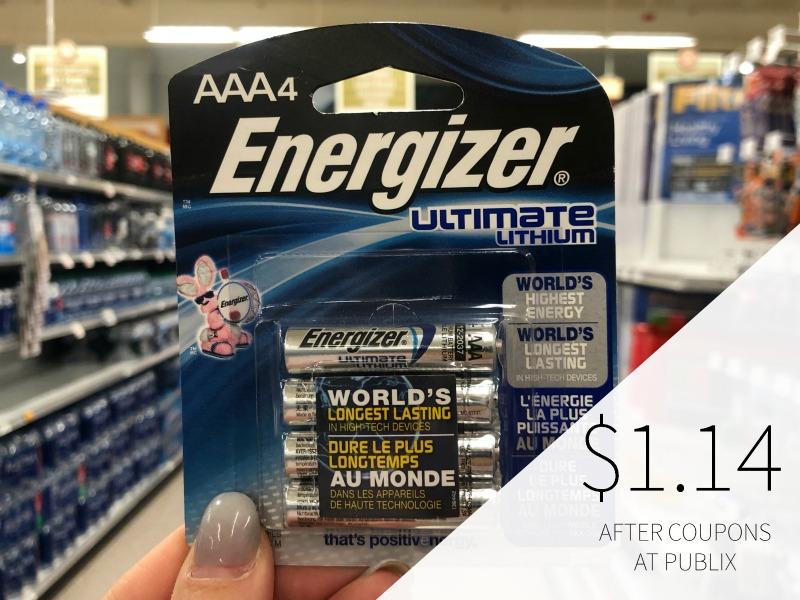 Fantastic Deals On Energizer Batteries At Publix on I Heart Publix 1