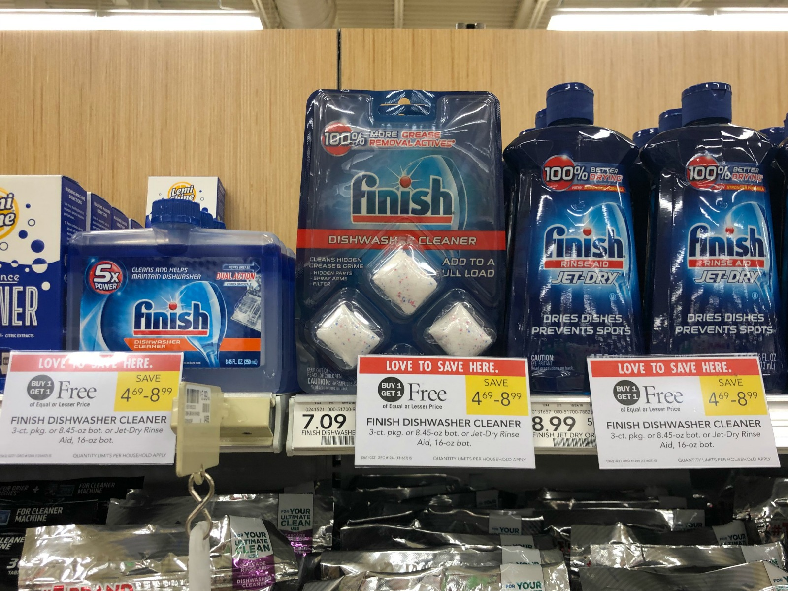 Finish Automatic Dishwasher Detergent Only $2.55 At Publix on I Heart Publix