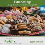 "Publix Grocery Advantage Buy Flyer – ""Extra Savings"" Valid 12/21 to 1/3 on I Heart Publix"