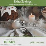 "Publix Grocery Advantage Buy Flyer – ""Extra Savings"" Valid 12/7 to 12/20 on I Heart Publix"
