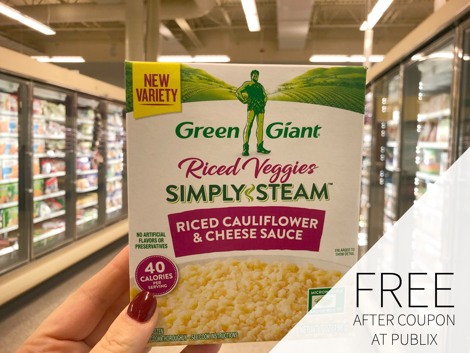 Nice Deals On Green Giant Veggies At Publix - Riced Veggies Only $1.59 on I Heart Publix 2