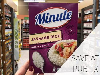 Save On Minute Instant Jasmine Rice At Publix - Use It For My Asian Beef & Rice Soup on I Heart Publix 3