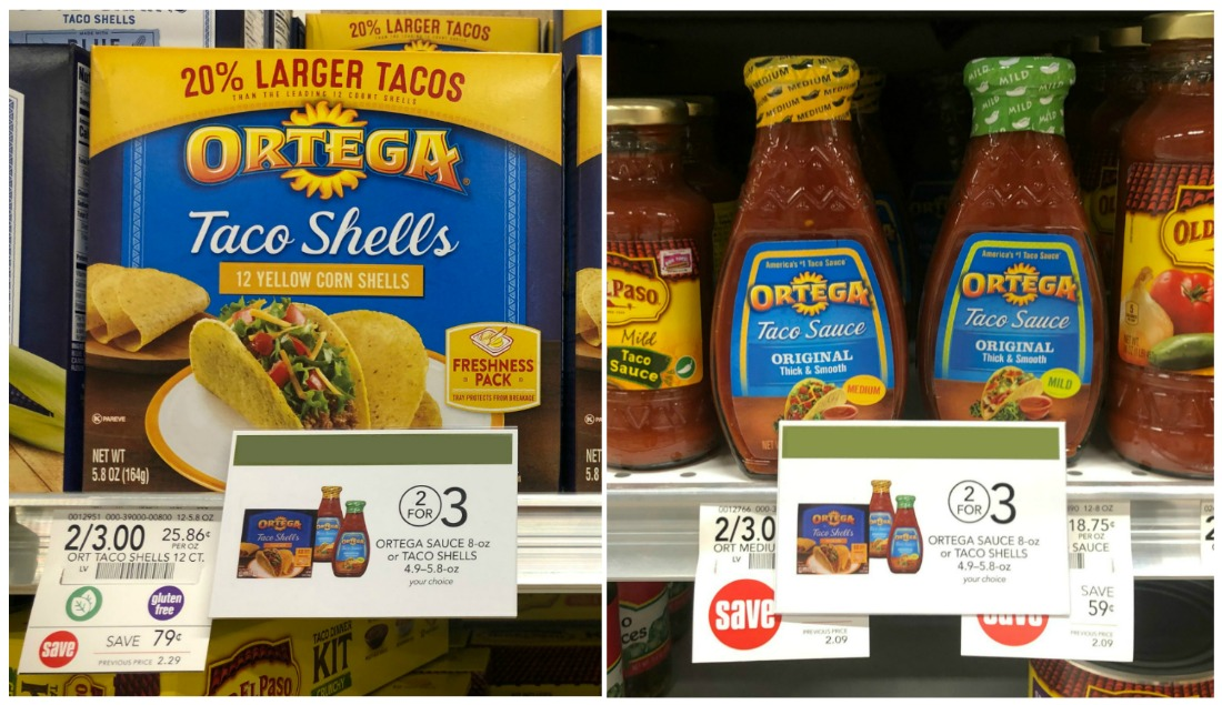 Ortega Products Only $1 At Publix on I Heart Publix 1