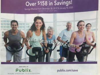 Publix Health & Beauty Advantage Buy Flyer Valid 12/28 to 1/10 on I Heart Publix