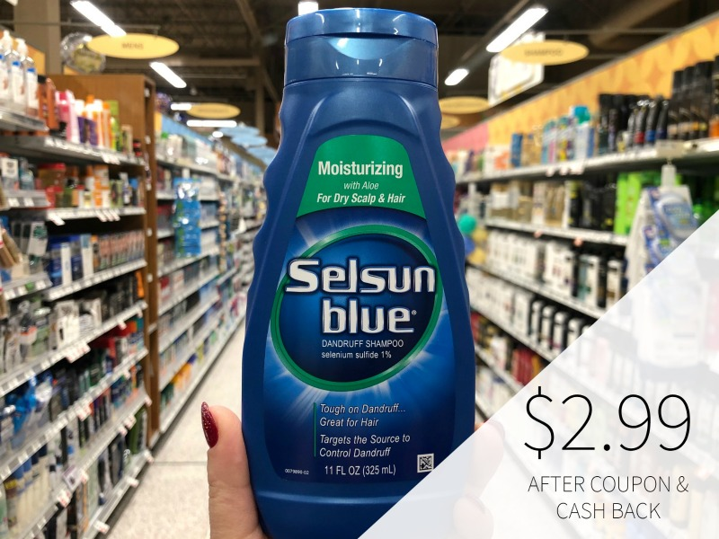 Nice Deal On Selsun Blue At Publix - Just $2.99 (Save $5!!) on I Heart Publix