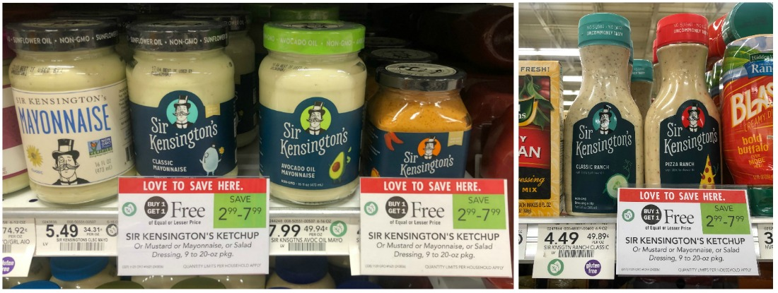 Nice Deals On Sir Kensington's Products - Chipotle Mayonnaise Just 75¢ At Publix on I Heart Publix 1