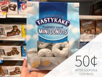 Tastykake Mini Donuts Just 75¢ At Publix on I Heart Publix 1