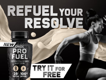 Try Oikos Pro Fuel For FREE & Refuel Your Resolve! on I Heart Publix