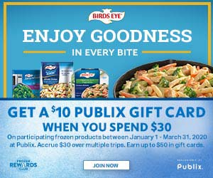 Auto Draft on I Heart Publix 550